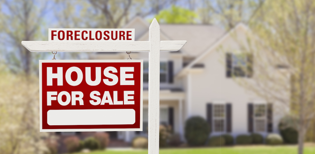 Are you facing foreclosure