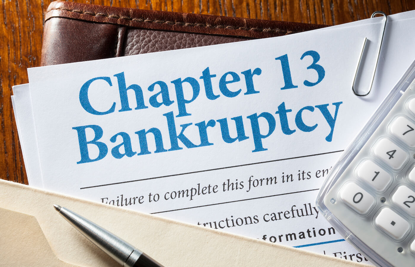 Which Bankruptcy Eliminates All Debt?