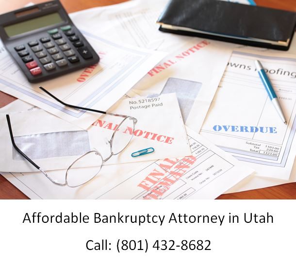 Affordable Bankruptcy Attorney in Utah