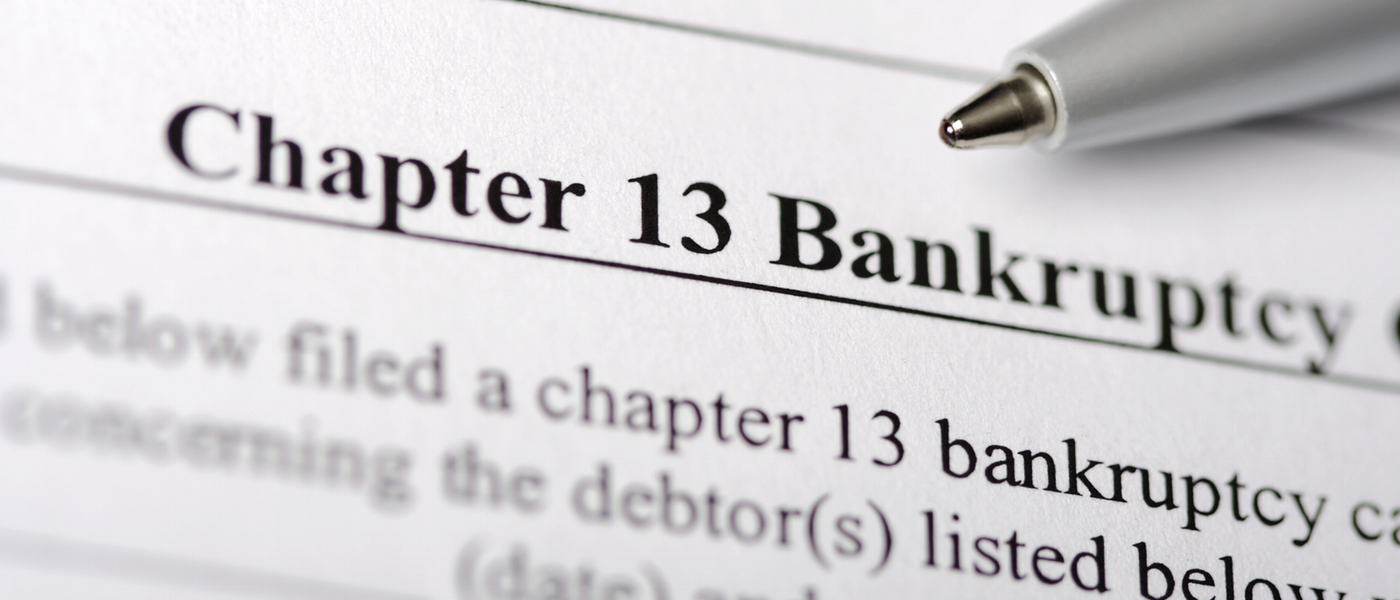 Who can file a chapter 13 bankruptcy?