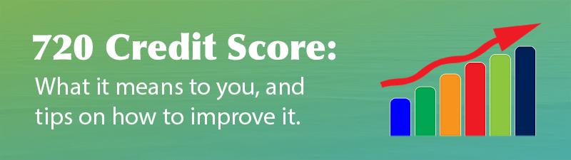 720 Credit Score