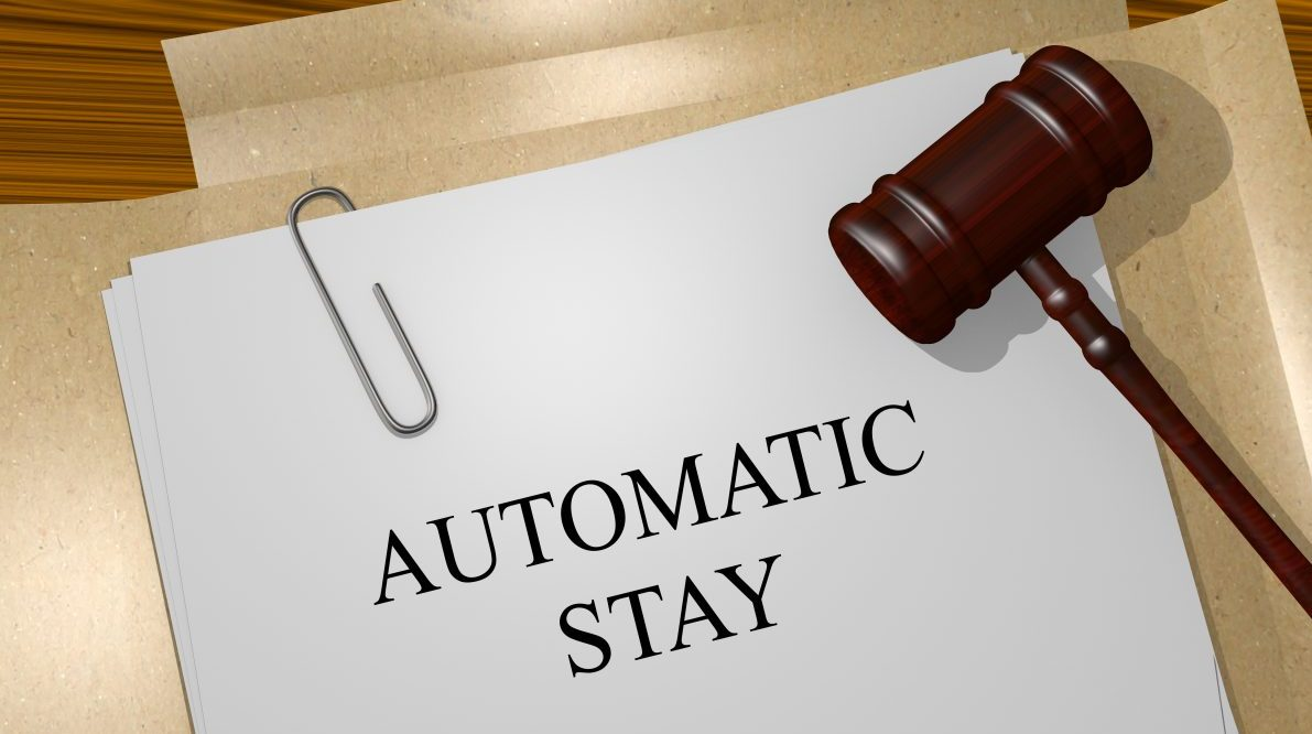 What is the Automatic Stay?