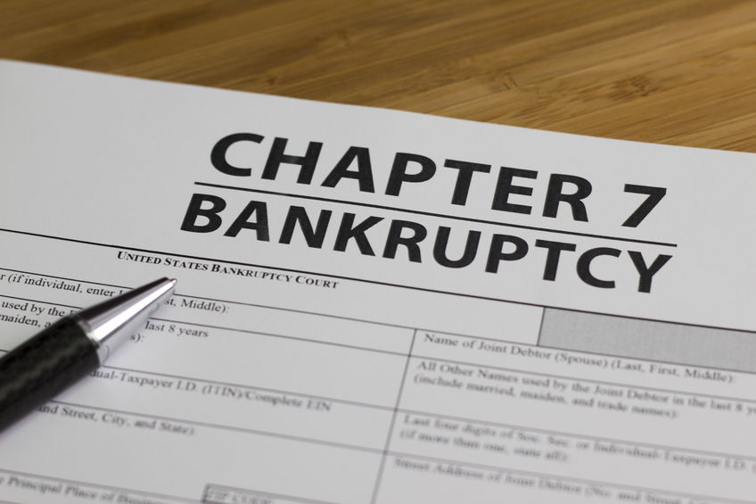 Can I Discharge my tax debts in a Chapter 7 Bankruptcy?