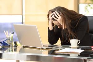 frustrated entrepreneur